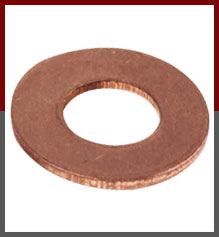 Metric Washers in Brass Copper